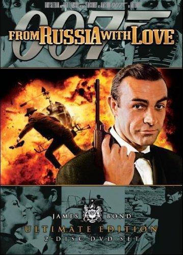 007 위기일발 포스터