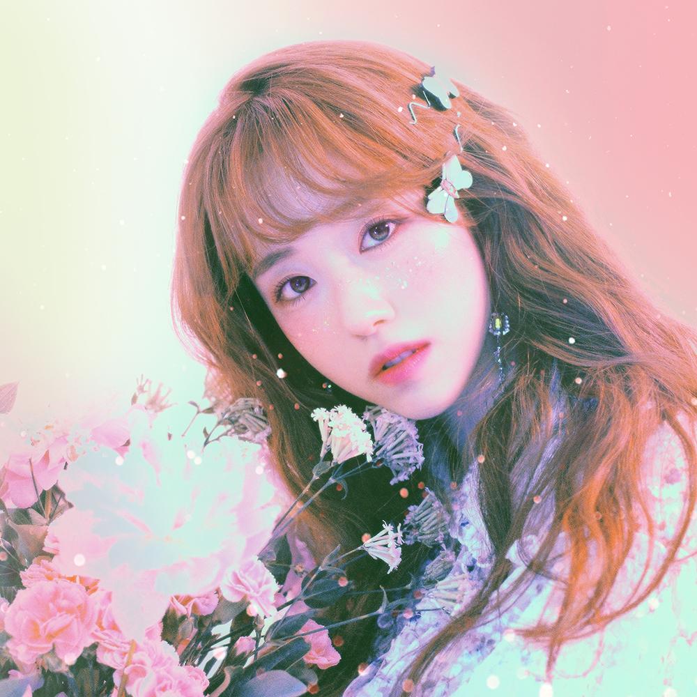 보라미유 미니앨범 자켓 표지