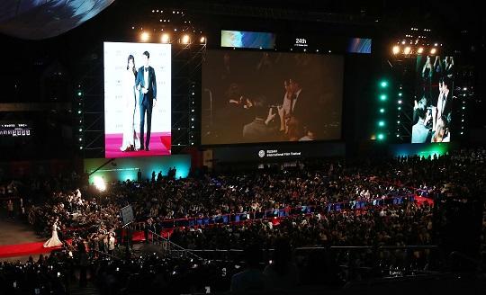2019 부산국제영화제 개막식